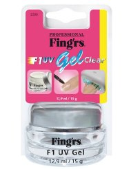 Fing'rs - 2388 - Soins Professionnels Faux Ongles - Recharge Gel F1 Professionnel - 12,9 ml