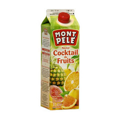 nectar cocktail de fruits mont pele 1l