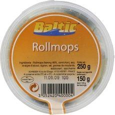 Rollmops BALTIC, 250g