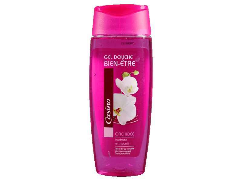 Gel douche a l?orchidee