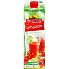 Gaspacho tomate, Le pack 1L