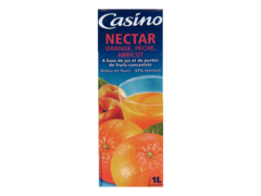 Nectar orange peche abricot