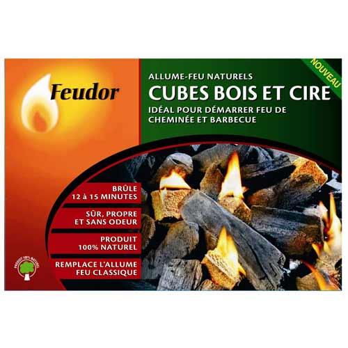 Allume Feu Cire : cubes allume feu bois et cire tous les produits ~ Premium-room.com Idées de Décoration