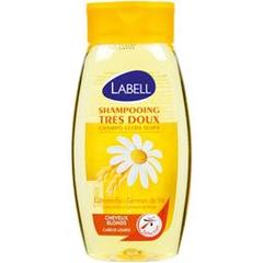 Shampooing tres doux camomille, cheveux blonds, le flacon de 250ml