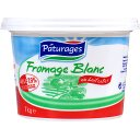 Paturages, Fromage blanc battu, le pot,1Kg