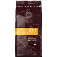 Taylors Of Harrogate Origine Colombia Fèves 227G