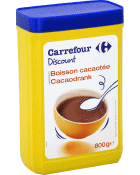 Boisson Cacaotee