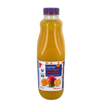 Nectar orange - mangue