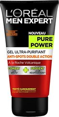 Gel Pure Power MEN EXPERT ultra purifiant anti spots 150ml