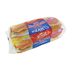 4 Pains Hamburger Geants