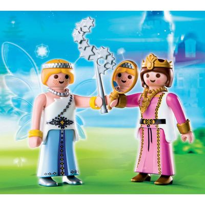 Playmobil Duo Princesse et fee- 4128