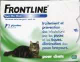Frontline spot on chat pipette x1 -15g