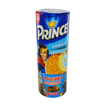 Biscuits Lu Prince Vanille 300g