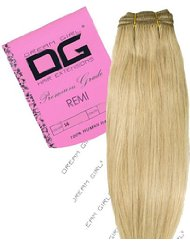 Dream Girl Extensions de cheveux Remy Couleur 16 35 cm