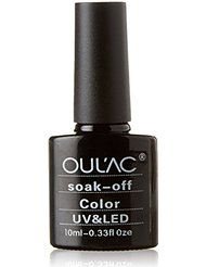 oulac Vernis à ongles gel UV/LED Nombre GB12 10 ml