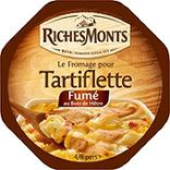 Fromage tartiflette fumé Riches Monts