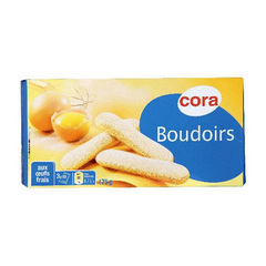Boudoirs aux oeufs, 30 biscuits