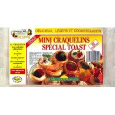 32 Mini craquelins special toasts CHRISTIAN MARGELY, 55g