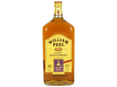 Scotch whisky William peel 1,5L
