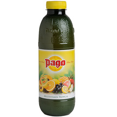 Jus de fruits Pago Cocktail tropical 75cl