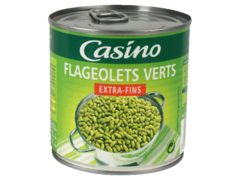 Flageolets verts (extra-fins)