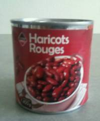 Haricots rouges 250g