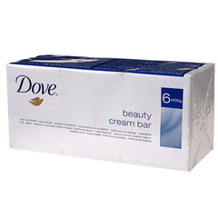 Savon Dove cream bar 6x100g