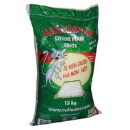 Litiere chat nullodor 15kg
