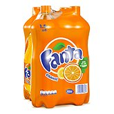 Soda Fanta orange 4x1,5L