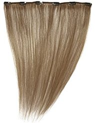 Love Hair Extensions - LHE/A1/QFC12/14/9B - 100 % Cheveux Naturels - Barrette Unique Extensions à Clipper - Couleur...