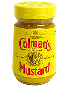 Colman's, Original english mustard, moutarde, le pot,100g