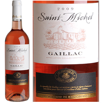 Gaillac rose cuvee St Michel 75cl