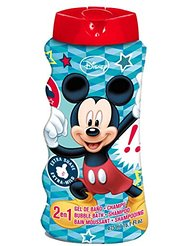 Disney Mickey And Minnie Gel Douche/Shampooing 2 en...