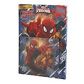 Calendrier Spider Man + puzzle 80g