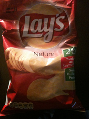 Chips nature, Lays 75g