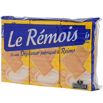 Biscuits Le Remois 3x255g
