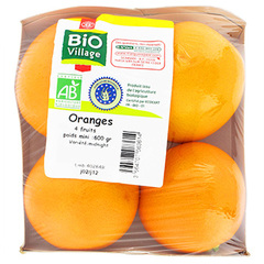 Oranges Bio Village x4