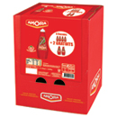 Amora ketchup top up 4x800g