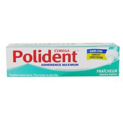 Polident, Creme adhesive fixation extra forte, le tube de 40g
