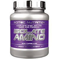 Isolate amino - 500 gélules - Scitec nutrition