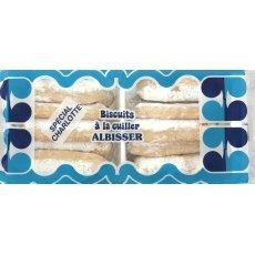 Biscuits a la cuillere Special Charlotte ALBISSER, 150g