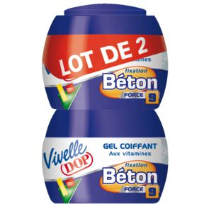 Vivelle Dop gel fixation beton 2x150ml