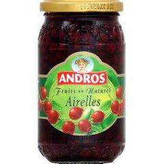 Andros airelles 350g