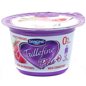 Taillefine Plus 0% Fruits Rouges