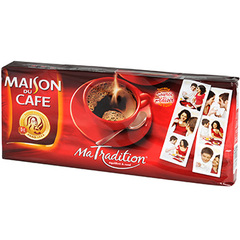 Maison du Cafe tradition moulu 4x250g