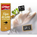 filets de lotte de Chine 400g
