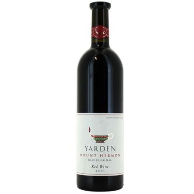 Yarden Mont Hermon - Vin d'Israel - Golan Heights Winery
