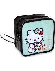 Hello Kitty Trousse de Maquillage 7 Pièces