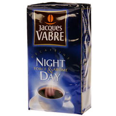 Cafe Jacques vabres night & day Decafeine 250g