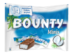Barres Bounty minis 400g